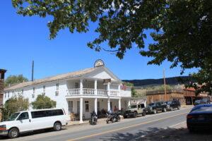 Wallace Street, Virginia City, Montana