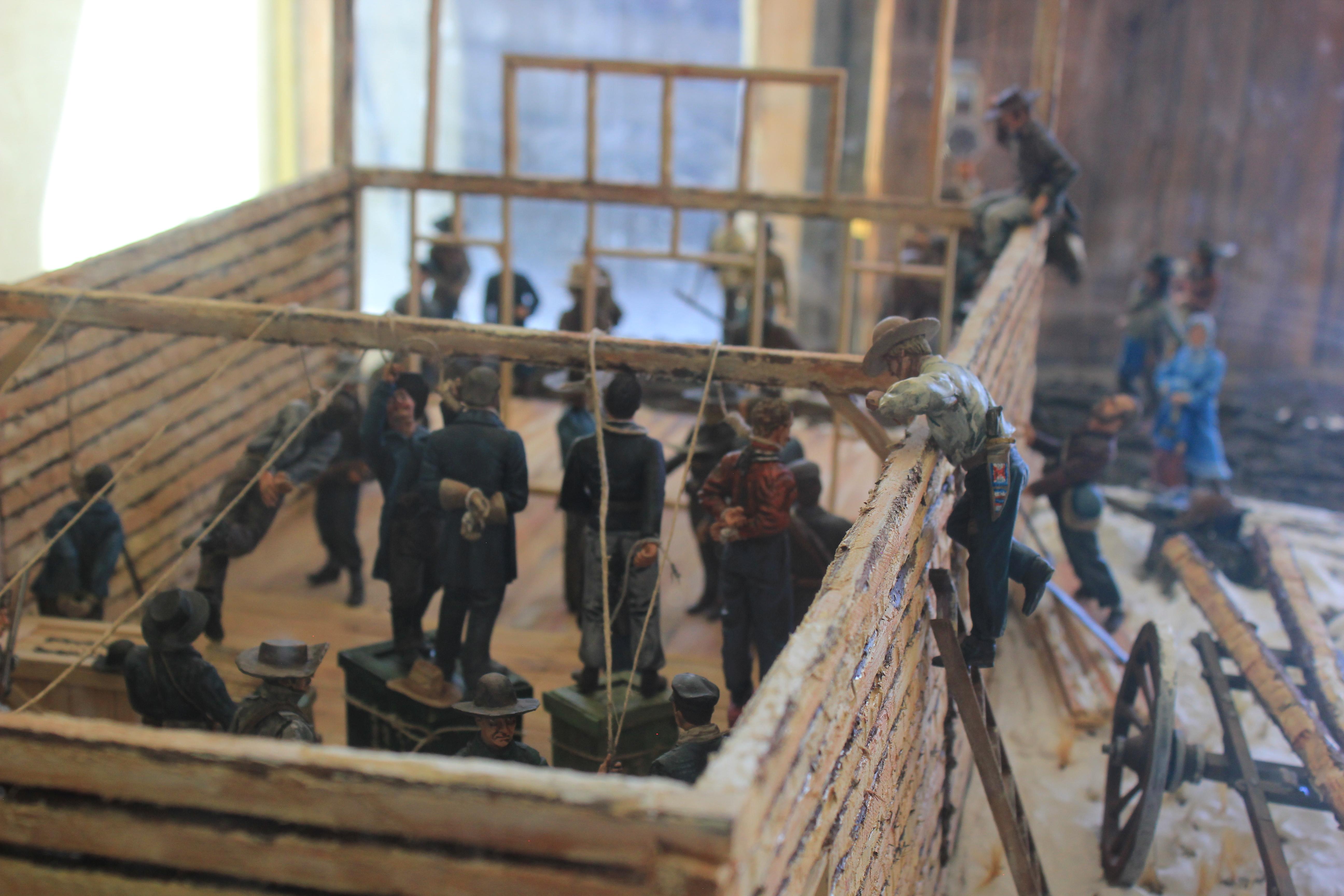 Hangman's Diorama